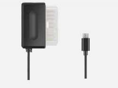 EST527-mini6智能OBD串口插头