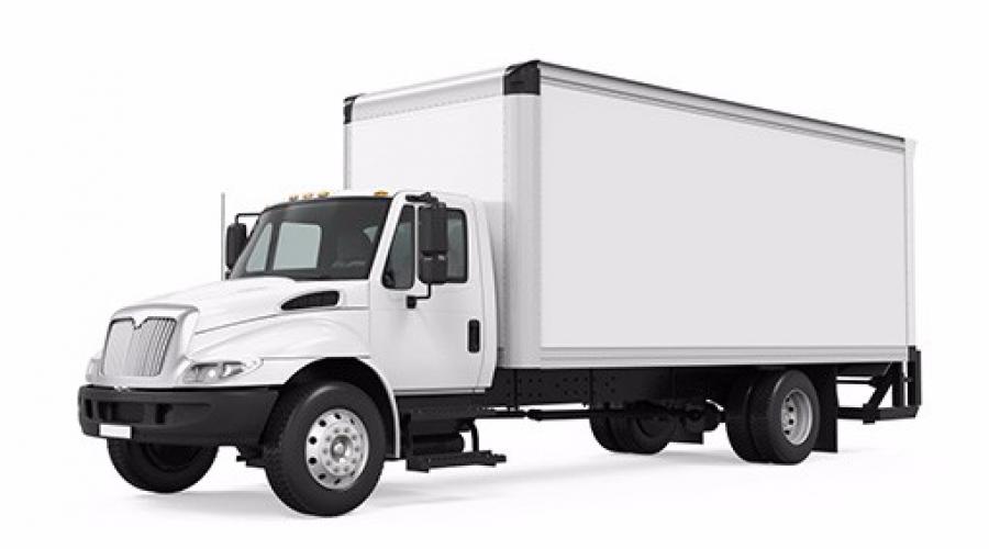 卡车物流运输智能物联网解决方案